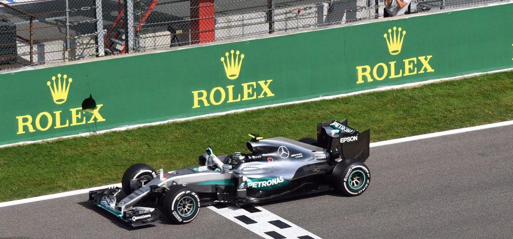 Rosberg se queda con el GP de Bélgica - Foto de AP