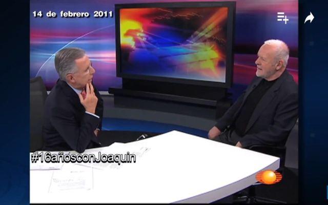 #16añosconJoaquin Entrevista a Anthony Hopkins