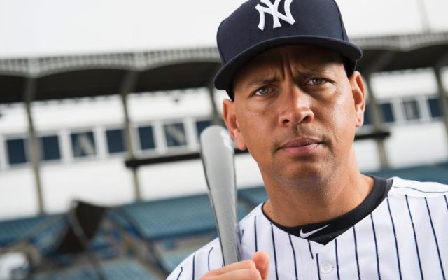 Se retira Alex Rodriguez