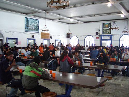 Se intoxican más de 300 alumnos en la Universidad de Chapingo