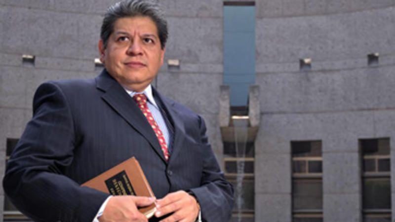 Juez Felipe Consuelo Soto. Foto de Expansión