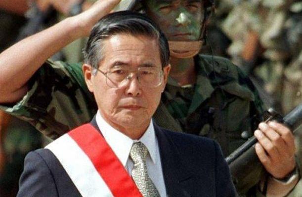 Hospitalizan a Alberto Fujimori - Foto de Internet