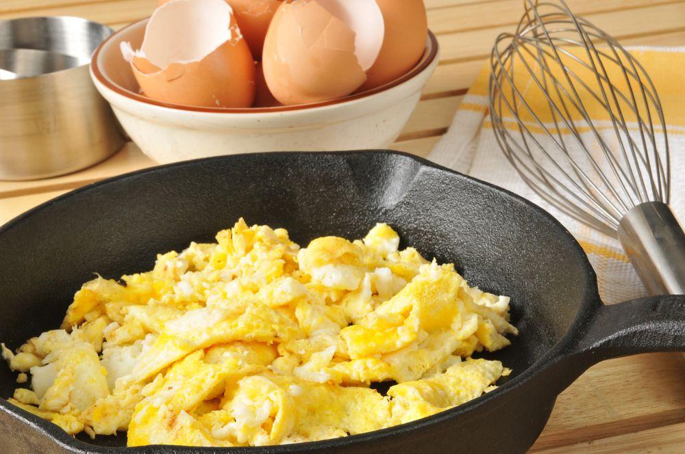 El huevo, uno de los alimentos mejor calificados por expertos - habilidad mental huevo