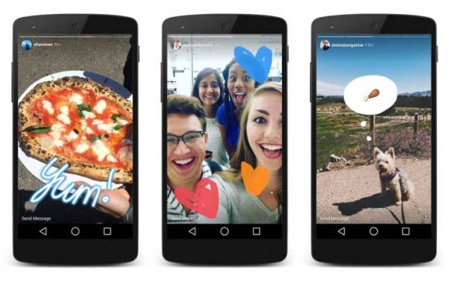 Instagram lanza función que copia a Snapchat - Foto de Instagram