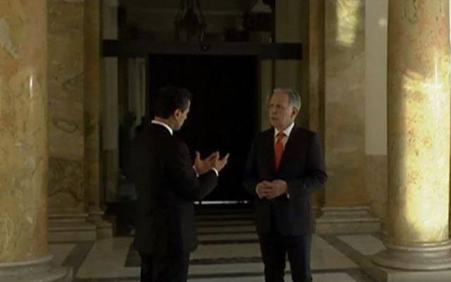#16añosconJoaquin Entrevista a Enrique Peña Nieto