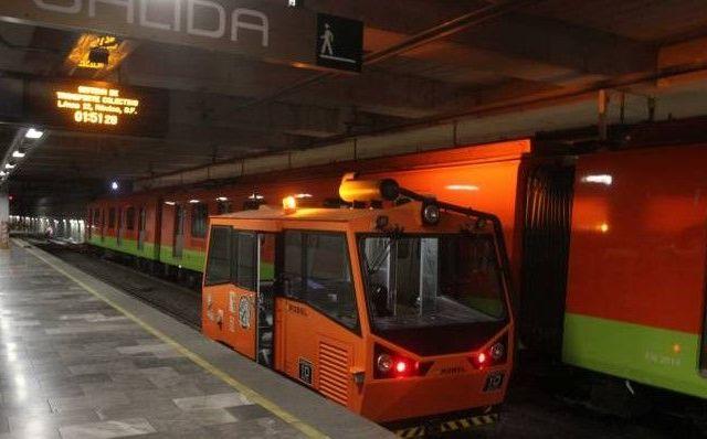Nueva intervención a la Línea 12 del Metro - Foto de Internet