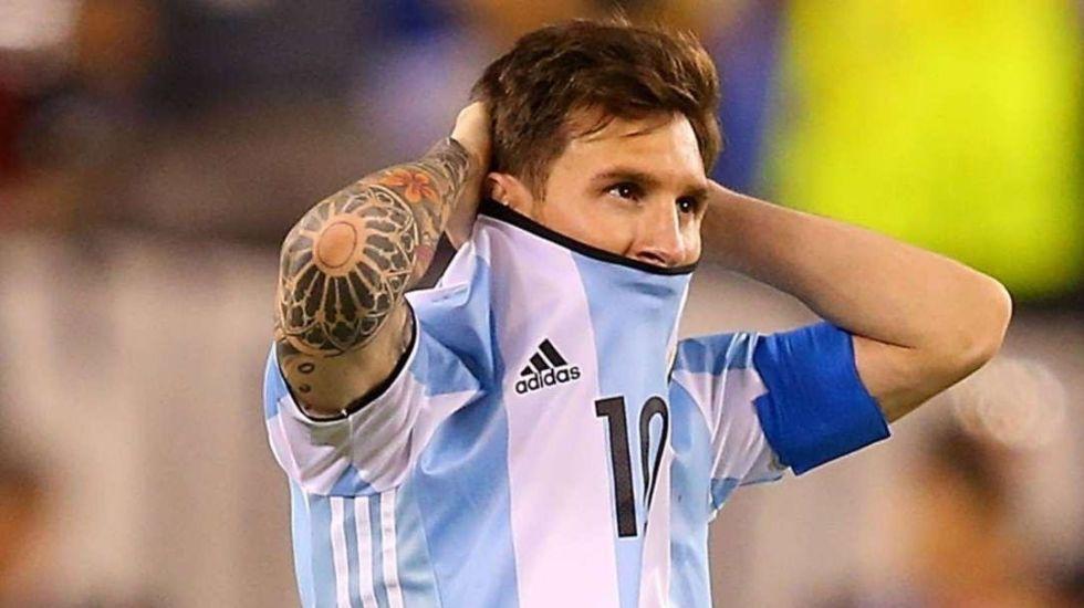 Messi seguirá en la Selección Argentina