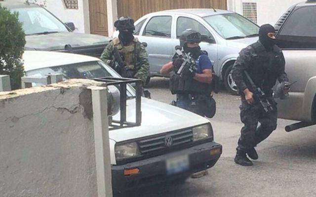 Atacan a militares y agentes en Tierra Caliente - Foto de Quadratín