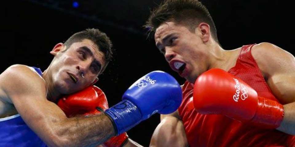Misael Rodríguez asegura medalla para México - Foto de Internet