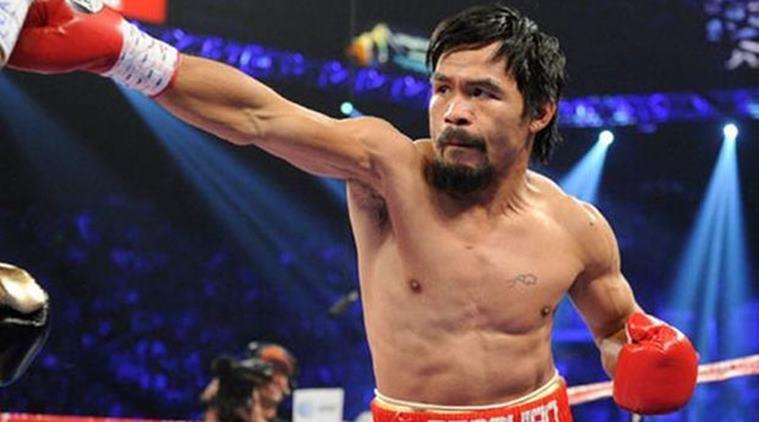 Pacquiao enfrentará a Jeff Horn el 2 de julio - Pacquiao dijo que tiene que seguir peleando para ganarse la vida. Foto de internet