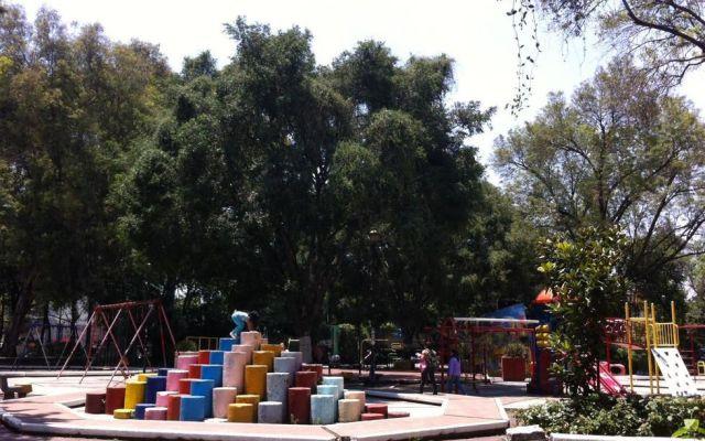 Invierten 107 millones de pesos para renovar parques capitalinos - Foto de Internet