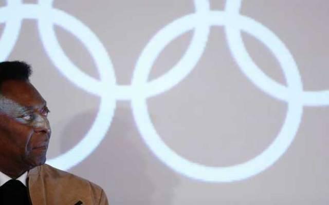 Pelé no estará en la inauguración de los Juegos Olímpicos - Foto de Internet