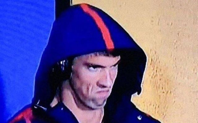 Phelps explica la foto del meme