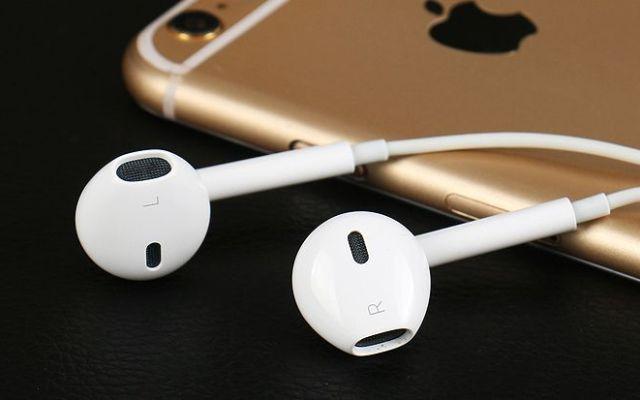 Falla en los audífonos del nuevo iPhone