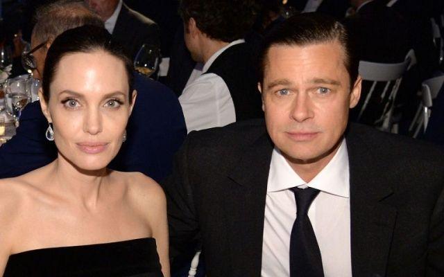 Angelina Jolie pide el divorcio a Brad Pitt - Foto de DigitalSpy.