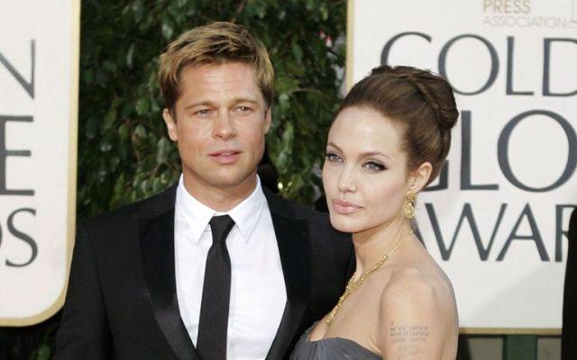 Brad Pitt habla sobre divorcio con Angelina Jolie - Foto de AP.