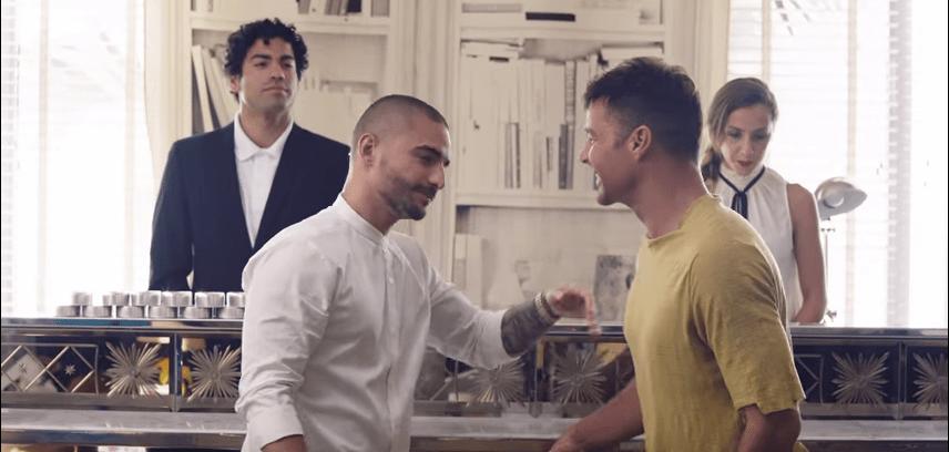 "Maluma y Ricky Martin lanzan video musical de ""Vente Pa'Ca"""