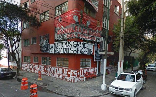 Dictan formal prisión a líder de la Asamblea de Barrios