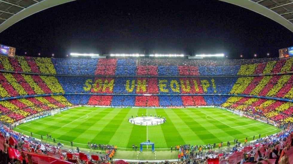 """Autoridades consideran """"imposible"""" autorizar público en el partido entre Barcelona y Real Madrid - Camp Nou. Foto de Internet"""