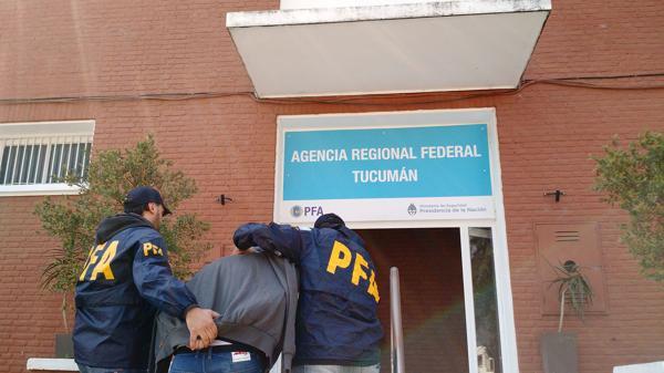 Detienen a argentino ligado con el cártel de Juárez