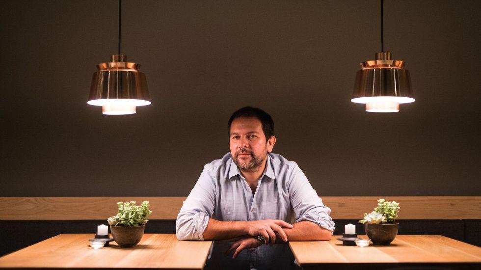 Los nuevos planes del chef Enrique Olvera