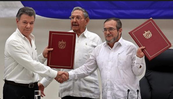Las FARC podrían dejar de ser considerados terroristas tras acuerdo de paz