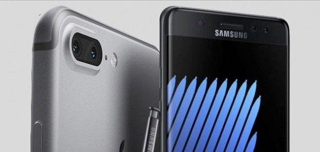 Un 26 por ciento de los rembolsos del Note 7 servirá para adquirir el iPhone 7 - Foto de Internet