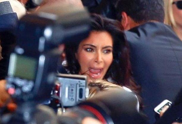 Hombre que agredió a Gigi Hadid ahora acosa a Kim Kardashian