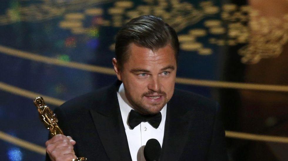 En venta mansión de Leonardo DiCaprio en Malibú - Leonardo DiCaprio. Foto de AP