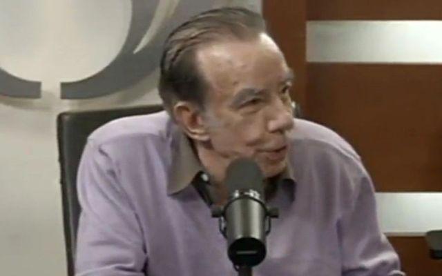 Soy el único humorista blanco del país: Mauricio Herrera