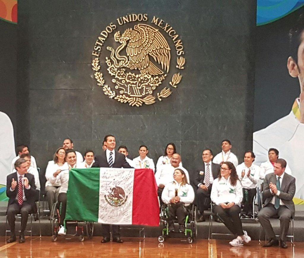 México tiene que reestructurar el deporte: EPN