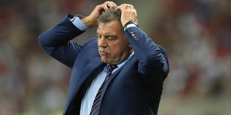 FA investiga a Sam Allardyce tras filtración de video - Sam Allardyce. Foto de Getty