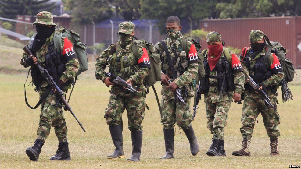 Colombia comenzará diálogos de paz con ELN