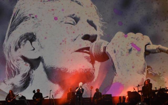 Las 25 canciones que interpretó Roger Waters en el Zócalo