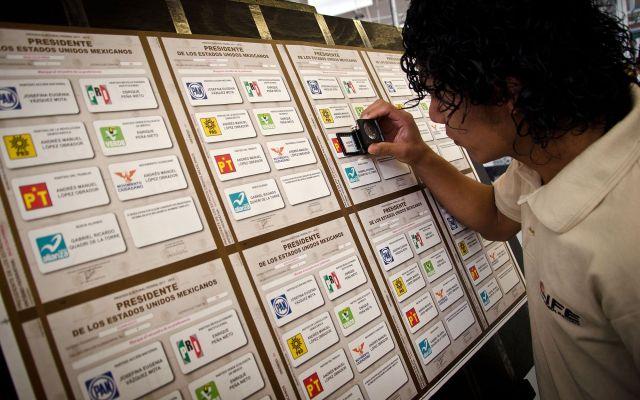 Mayoría de mexicanos rechazan alianzas para el 2018: Mitofsky