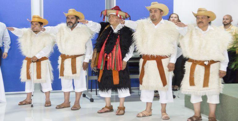 Toman protesta integrantes del Concejo Municipal de San Juan Chamula. Foto de Quadratín