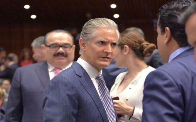 """""""Me voy a concentrar en dar tranquilidad al Edomex"""": del Mazo - Foto de internet"""