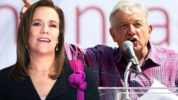 Zavala le exige a AMLO presentar pruebas por declaración - Foto de internet.