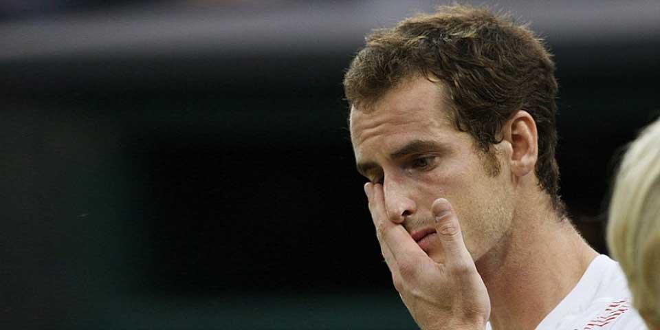 Andy Murray revela que fue acosado por empleada de hotel - Foto de Daily Mail