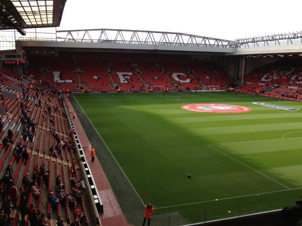 Anfield. Foto de Internet