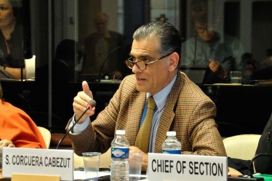Mexicano presidirá Comité contra Desapariciones Forzadas de la ONU - Foto de Internet