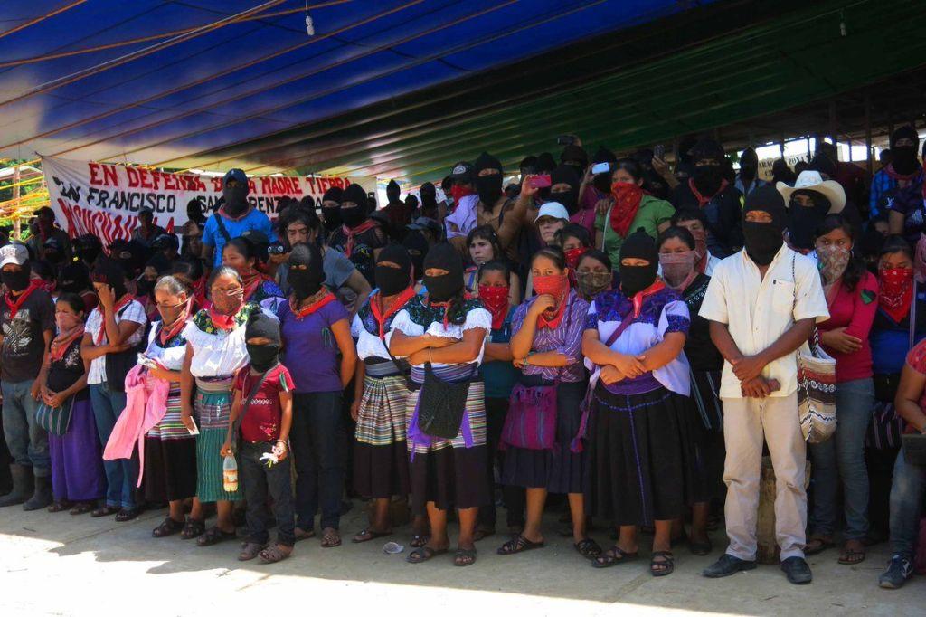 EZLN postulará a mujer indígena para elección de 2018 - Foto de Internet