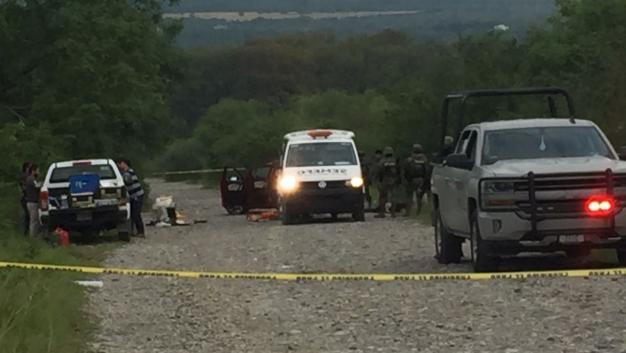 Marinos abaten a líder criminal en Nuevo León - Foto de Multimedios