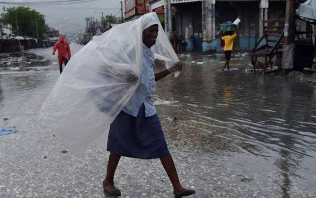 Al menos 13 muertos por el paso del huracán Matthew por el Caribe