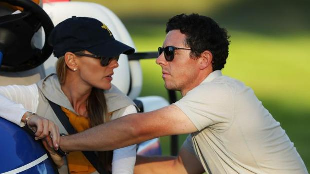 Video: golfista encara a aficionado que lo insultó