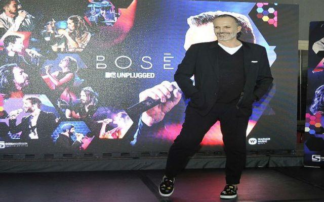 """Miguel Bosé lanza albúm """"MTV Unplugged"""" - Foto de Esto"""