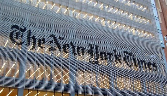 Slim vende acciones de The New York Times