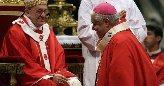 Papa Francisco nombra cardenal a arzobispo de Tlalnepantla