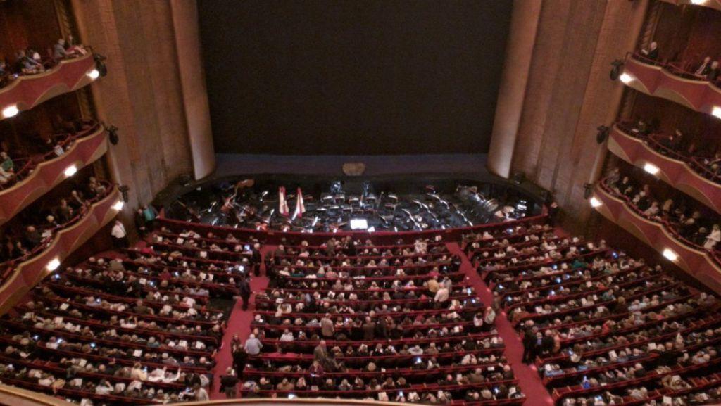 Arrojan cenizas a orquesta en Nueva York - Foto de Internet