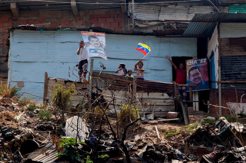 La pobreza en Venezuela. Foto de El venezolano